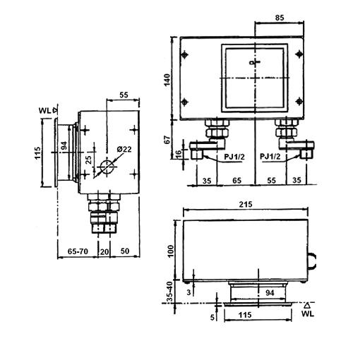 日本 INAX AMU-132SM尿斗感應器 玻璃面