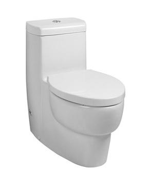 美國 KOHLER Ove 17629T 整體式自由咀座廁連緩降廁板