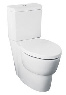美國 KOHLER Ove K-45759VN-S-0 相連式自由咀座廁 連緩降廁板