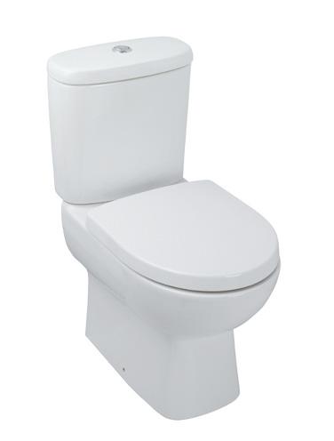美國 KOHLER Panache K-18182 相連式自由咀座廁連緩降廁板