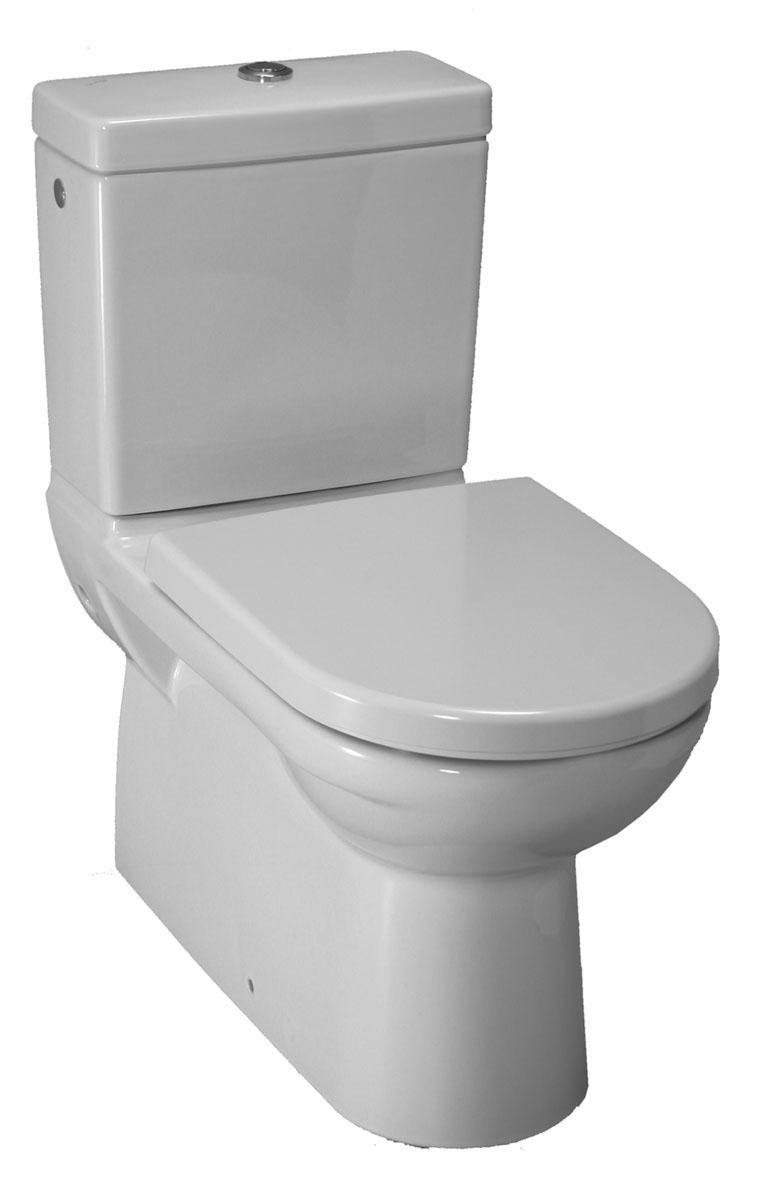 瑞士 Laufen Pro 824958 相連式自由咀座廁
