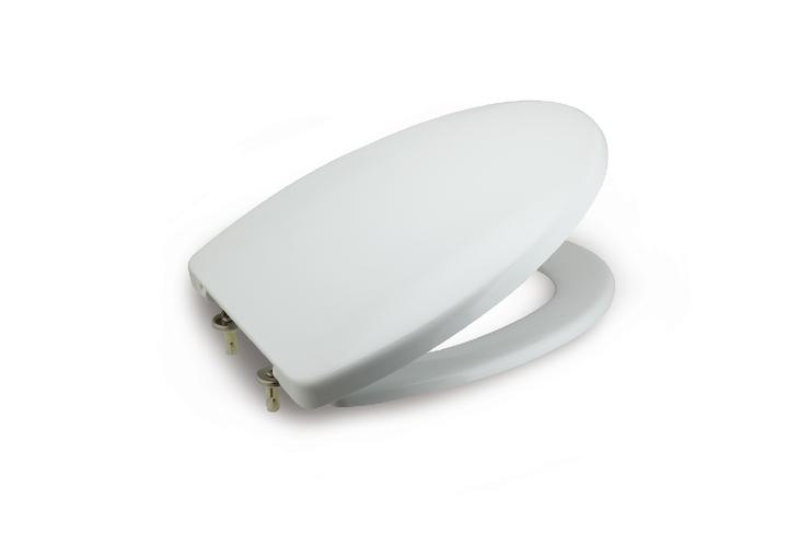 西班牙 ROCA Georgia 801412U 歐樂緩降廁板白色