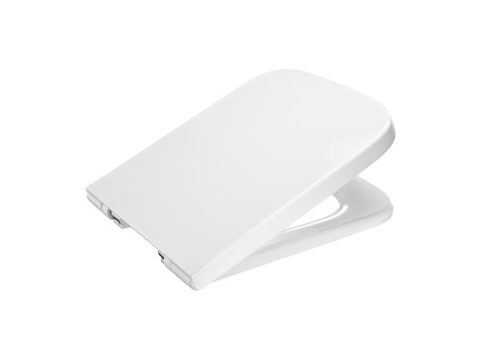 西班牙 ROCA-C Dama 801782 歐樂緩降廁板白色
