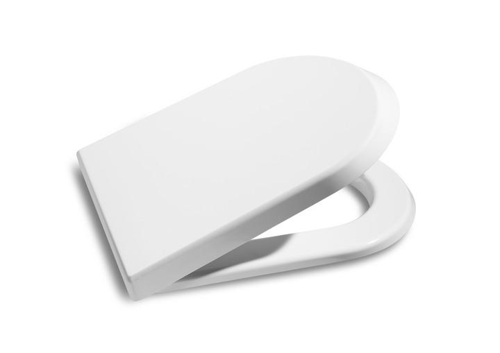 西班牙 ROCA Nexo 80N612 歐樂緩降廁板白色