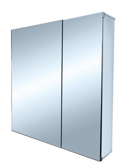 Walrus 800803 大小門鋁合金鏡箱 630x650x130mm