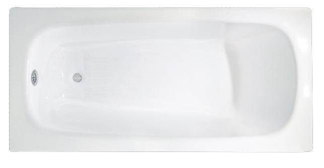 Walrus 302501A 生鐵浴缸 1500x700mm 白色
