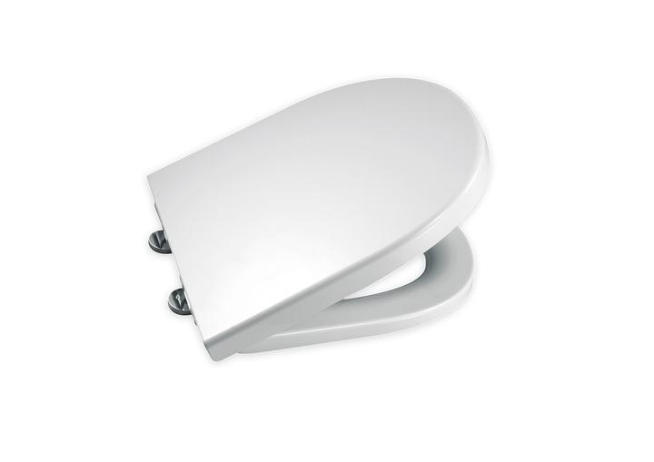 西班牙 ROCA N-Meridian 80N2A2 歐樂緩降廁板白色