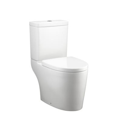 美國 KOHLER Parliament Grande K-76189-00 相連式高咀座廁配緩降廁板
