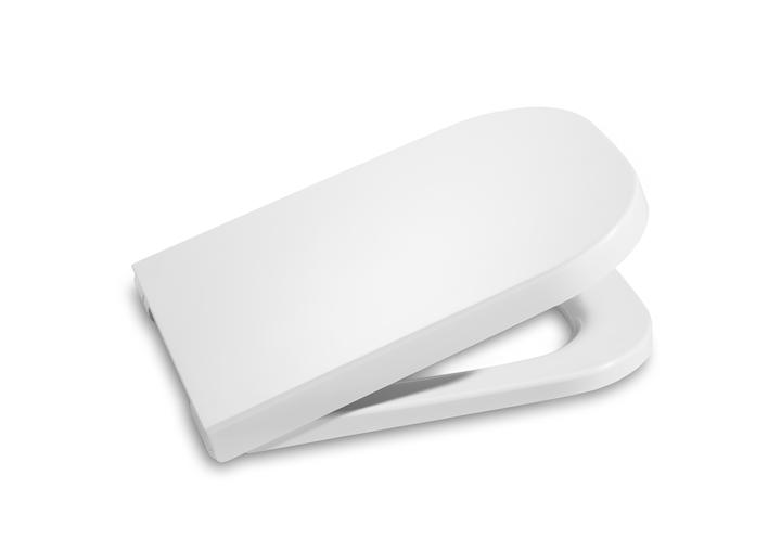 西班牙 ROCA Gap 801472 歐樂緩降廁板白色