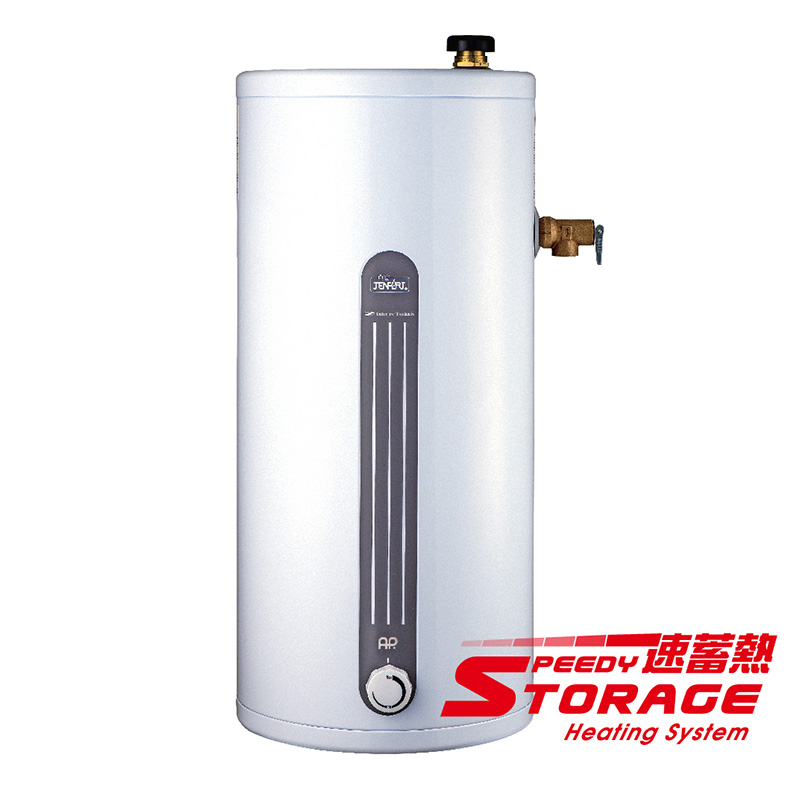 JENFORT真富 JHC(S) 儲水式電熱水器, 圓形直掛牆中央式系列 (單相220V - 3或4kW)