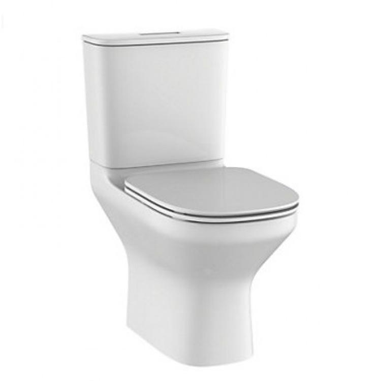 美國 KOHLER Modern Life K-78476H 相連式自由咀座廁 連緩降廁板