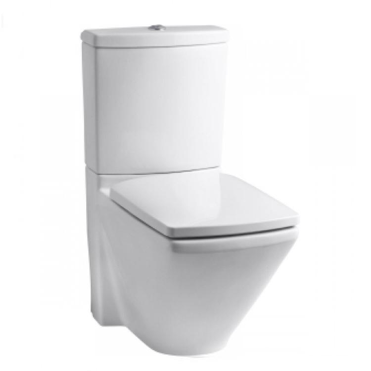 美國 KOHLER Escale K-3588 自由咀座廁連緩降廁板 碰牆式