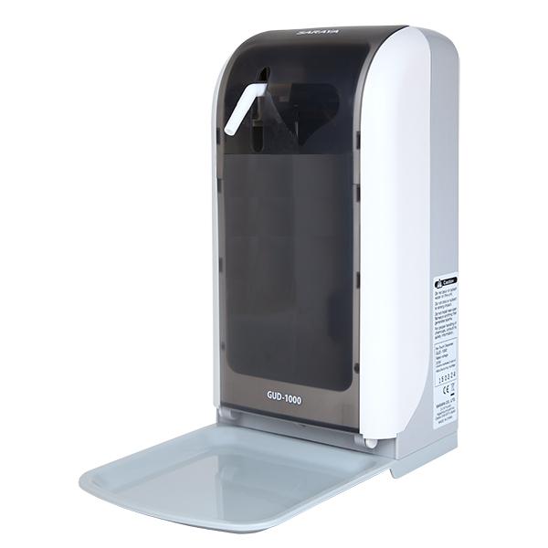 日本 SARAYA GUD1000 無接觸式自動感應消毒機
