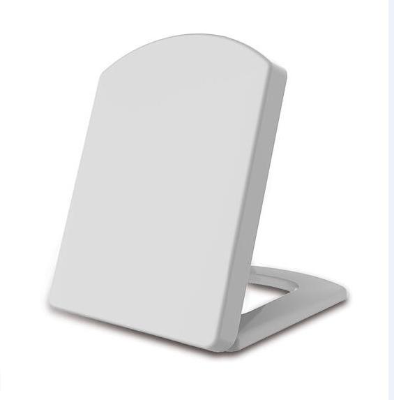 Walrus BP205Q 塑料緩降廁板 (白色)