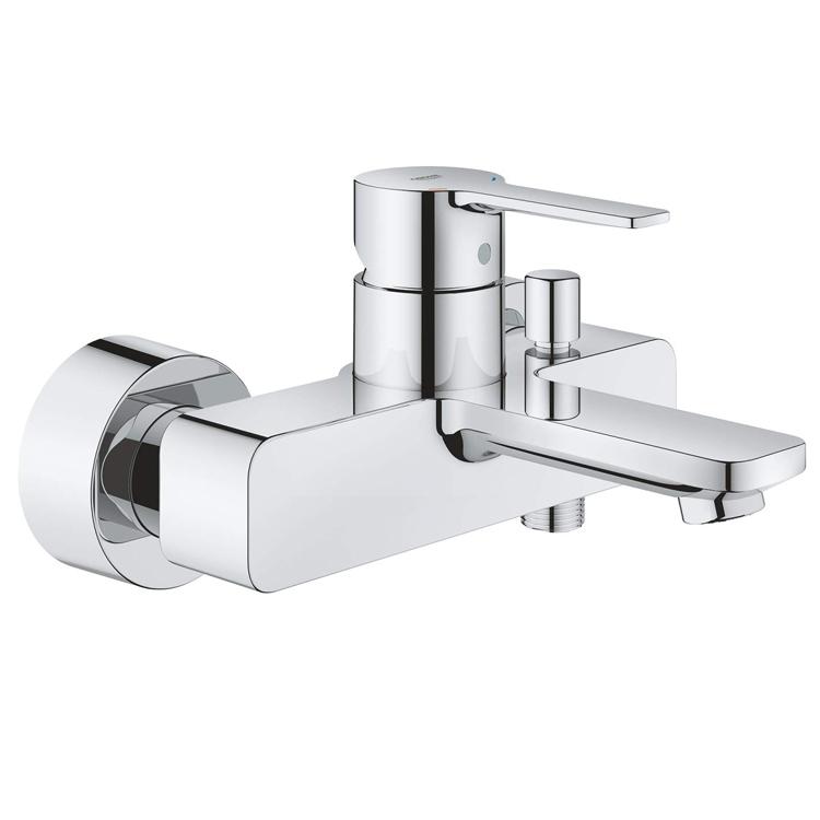德國 GROHE Lineare 33849001 明牆單控浴缸龍頭 (鍍鉻)