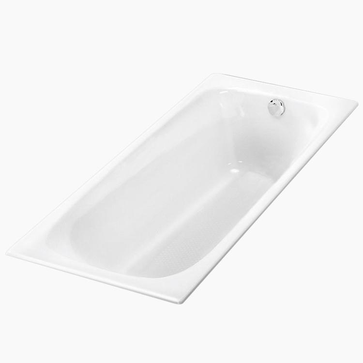 美國 KOHLER Melanie 17502T 嵌入式生鐵浴缸 1500x700x418mm 白色