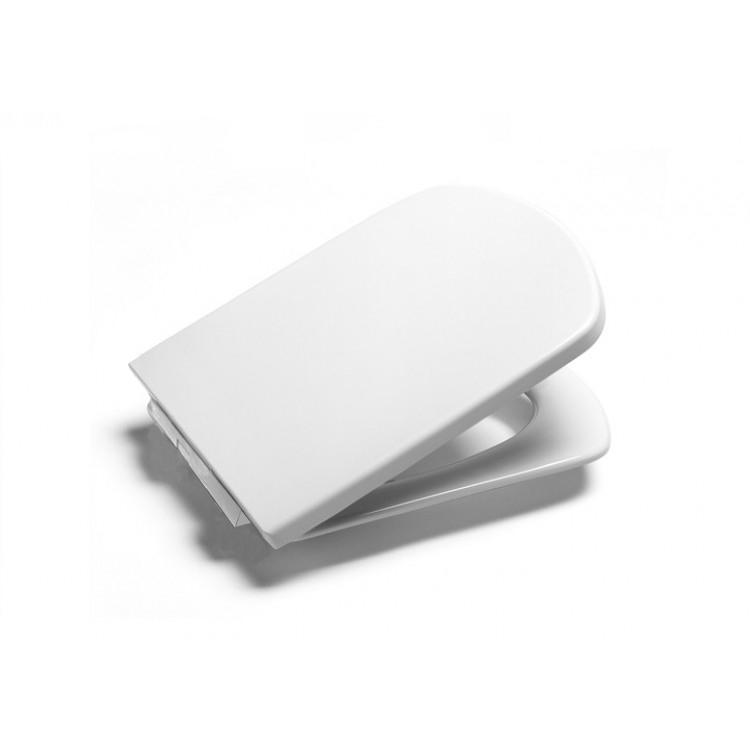 西班牙 ROCA Dama Senso 80N512 歐樂緩降廁板 白色