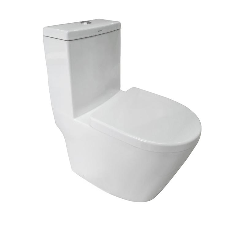 Walrus 110034 整體式自由咀座廁 連緩降廁板