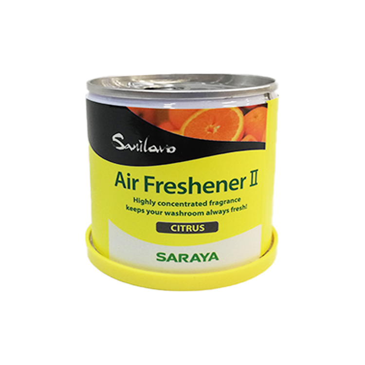 SARAYA Sanilavo 56208 空氣清新劑 (柑橘味 - 24件)