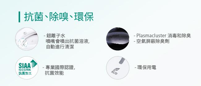 日本 INAX New Passo CEIXEA24 1100510C0 遙控版圓型電子廁板