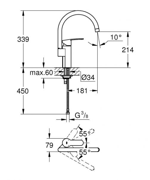 GROHE-30221-002-drawing