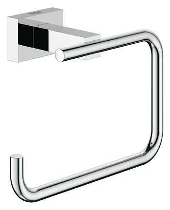 德國 GROHE Essentials Cube 40507001 廁紙架