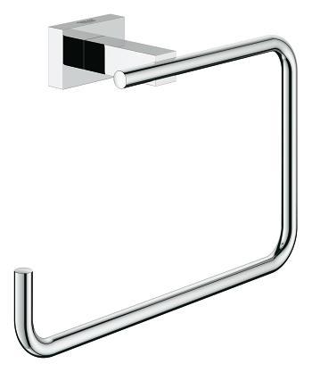 德國 GROHE Essentials Cube 40510001 毛巾環